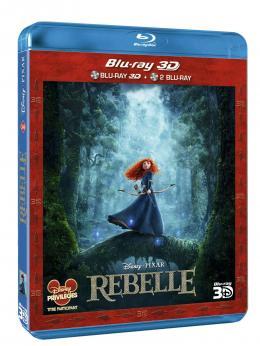 photo 99/114 - Blu-Ray 3D - Rebelle - © Walt Disney Home Entertainment