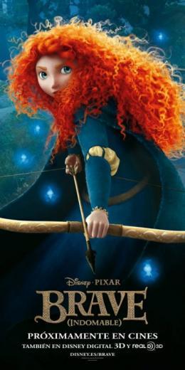 photo 83/114 - Rebelle - © Walt Disney Studios Motion Pictures France
