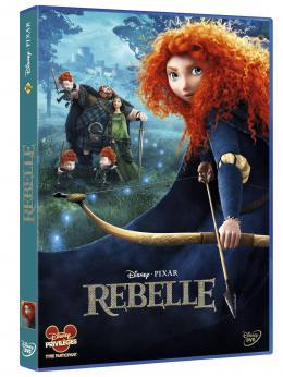 photo 97/114 - DVD - Rebelle - © Walt Disney Home Entertainment