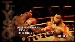 Tyson Menu du dvd photo 9 sur 12