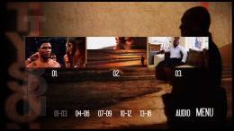 Tyson Menu du dvd photo 8 sur 12
