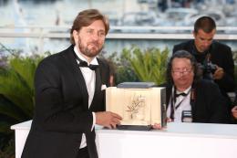 Ruben Östlund Cannes 2017 Lauréats photo 2 sur 9