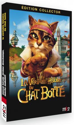 photo 19/19 - Dvd Collector - La Véritable histoire du Chat Botté - © MK2