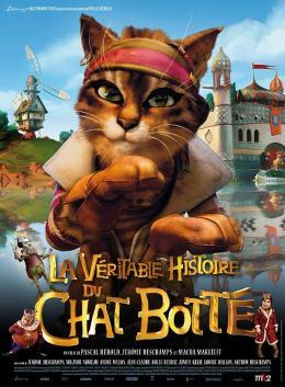 photo 16/19 - Affiche Teaser - La Véritable histoire du Chat Botté - © MK2