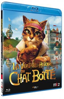 photo 18/19 - Blu-ray - La Véritable histoire du Chat Botté - © MK2