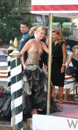photo 246/312 - Festival De Venise 2007 - Charlize Theron - © Isabelle Vautier pour Commeaucinema.com 2007