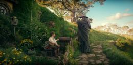 photo 33/221 - Martin Freeman, Ian McKellen - Le Hobbit : un voyage inattendu - © Warner Bros