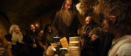 photo 84/221 - Ian McKellen, Ken Stott - Le Hobbit : un voyage inattendu - © Warner Bros