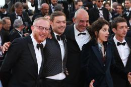Nahuel Perez Biscayart Cannes 2017 Clôture Tapis photo 1 sur 13