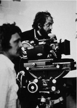 Stanley Kubrick Sur le tournage de Barry Lindon photo 3 sur 3