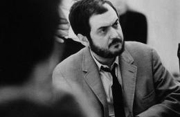Stanley Kubrick Sur le tournage de 2001, l'odyssée de l'espace photo 2 sur 3