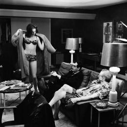 Stanley Kubrick Sur le tournage du Docteur Folamour photo 1 sur 3