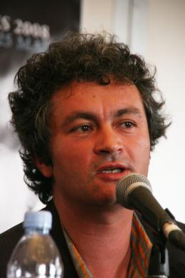 Arnaud Larrieu Conférence de presse Le voyage aux pyrénées - Cannes, 16 mai 2008 photo 3 sur 4