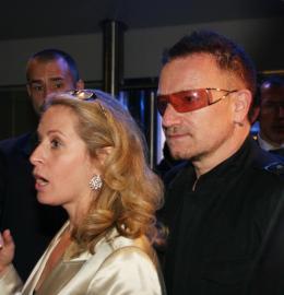 Bono Festival Cannes 16 mai 2008 photo 6 sur 7