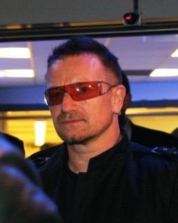 Bono Festival Cannes 16 mai 2008 photo 7 sur 7