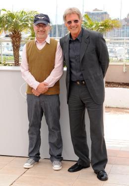 photo 101/126 - Steven Spielberg et Harrison Ford - Pr�sentation d'Indiana Jones et le Royaume du Cr�ne de Cristal, Cannes le 18 mai 2008 - Indiana Jones et le Royaume du Cr�ne de Cristal - © Paramount