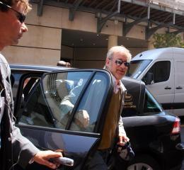 photo 74/126 - Steven Spielberg - Pr�sentation d'Indiana Jones et le Royaume du Cr�ne de Cristal, Cannes le 18 mai 2008 - Indiana Jones et le Royaume du Cr�ne de Cristal - © Isabelle Vautier pour CommeAuCinema.com