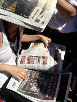 photo 72/126 - Devinez qui c'est ??? - Indiana Jones et le Royaume du Cr�ne de Cristal - © Am�lie Chauvet Commeaucinema.com
