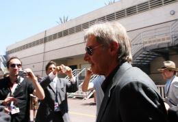 photo 81/126 - Harrison Ford - Pr�sentation d'Indiana Jones et le Royaume du Cr�ne de Cristal, Cannes le 18 mai 2008 - Indiana Jones et le Royaume du Cr�ne de Cristal - © Isabelle Vautier pour CommeAuCinema.com