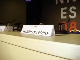 photo 118/126 - Harrison !!!!! On t'attends ! - Indiana Jones et le Royaume du Cr�ne de Cristal - © Am�lie Chauvet Commeaucinema.com
