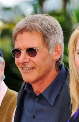 photo 107/126 - Harrison Ford - Pr�sentation d'Indiana Jones et le Royaume du Cr�ne de Cristal, Cannes le 18 mai 2008 - Indiana Jones et le Royaume du Cr�ne de Cristal - © Paramount