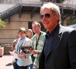 photo 80/126 - Harrison Ford - Pr�sentation d'Indiana Jones et le Royaume du Cr�ne de Cristal, Cannes le 18 mai 2008 - Indiana Jones et le Royaume du Cr�ne de Cristal - © Isabelle Vautier pour CommeAuCinema.com