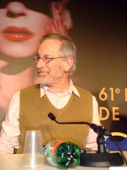 photo 120/126 - Steven Spielberg - Pr�sentation d'Indiana Jones et le Royaume du Cr�ne de Cristal, Cannes le 18 mai 2008 - Indiana Jones et le Royaume du Cr�ne de Cristal - © Am�lie Chauvet Commeaucinema.com