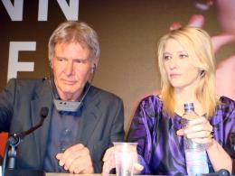 photo 122/126 - Harrison Ford et Cate Blanchett - Pr�sentation d'Indiana Jones et le Royaume du Cr�ne de Cristal, Cannes le 18 mai 2008 - Indiana Jones et le Royaume du Cr�ne de Cristal - © Am�lie Chauvet Commeaucinema.com