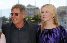 photo 96/126 - Harrison Ford et Cate Blanchett - Pr�sentation d'Indiana Jones et le Royaume du Cr�ne de Cristal, Cannes le 18 mai 2008 - Indiana Jones et le Royaume du Cr�ne de Cristal - © Paramount