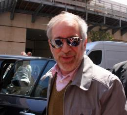 photo 75/126 - Steven Spielberg - Pr�sentation d'Indiana Jones et le Royaume du Cr�ne de Cristal, Cannes le 18 mai 2008 - Indiana Jones et le Royaume du Cr�ne de Cristal - © Isabelle Vautier pour CommeAuCinema.com
