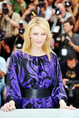 photo 115/126 - Cate Blanchett - Pr�sentation d'Indiana Jones et le Royaume du Cr�ne de Cristal, Cannes le 18 mai 2008 - Indiana Jones et le Royaume du Cr�ne de Cristal - © Paramount