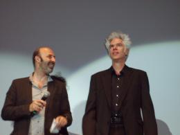 Jim Jarmusch Carrosse D'Or, Cannes 2008 photo 7 sur 21