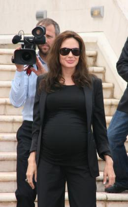 photo 44/92 - Angelina Jolie - Présentation de l'Echange, Cannes, le 20 mai 2008 - L'échange - © Isabelle Vautier pour CommeAuCinema.com