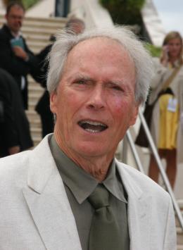photo 38/92 - Clint Eastwood - Pr�sentation de l'Echange, Cannes, le 20 mai 2008 - L'�change - © Isabelle Vautier pour CommeAuCinema.com
