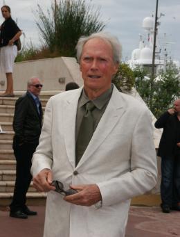 photo 36/92 - Clint Eastwood - Pr�sentation de l'Echange, Cannes, le 20 mai 2008 - L'�change - © Isabelle Vautier pour CommeAuCinema.com