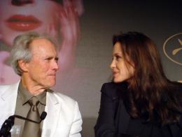 photo 59/92 - Clint Eastwood et Angelina Jolie - Conférence de presse de L'Echange - Cannes, le 20 mai 2008 - L'échange - © Amélie Chauvet Commeaucinema.com