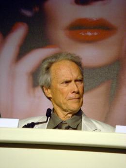 photo 63/92 - Clint Eastwood - Conf�rence de presse de L'Echange - Cannes, le 20 mai 2008 - L'�change - © Am�lie Chauvet Commeaucinema.com