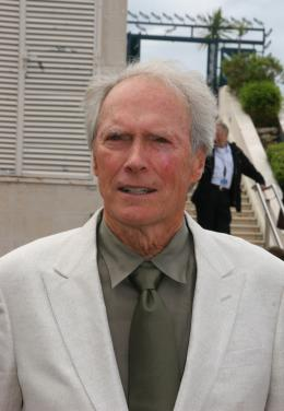 photo 39/92 - Clint Eastwood - Pr�sentation de l'Echange, Cannes, le 20 mai 2008 - L'�change - © Isabelle Vautier pour CommeAuCinema.com