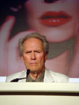 photo 64/92 - Clint Eastwood - Conf�rence de presse de L'Echange - Cannes, le 20 mai 2008 - L'�change - © Am�lie Chauvet Commeaucinema.com