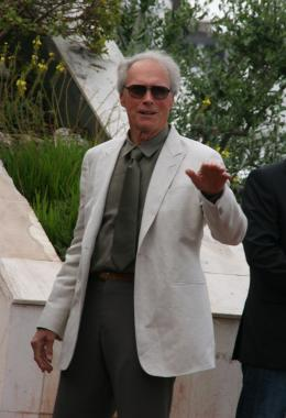 photo 35/92 - Clint Eastwood - Pr�sentation de l'Echange, Cannes, le 20 mai 2008 - L'�change - © Isabelle Vautier pour CommeAuCinema.com