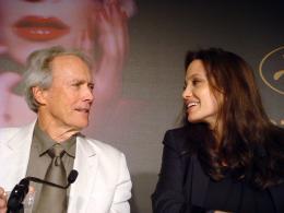 photo 58/92 - Clint Eastwood et Angelina Jolie - Conférence de presse de L'Echange - Cannes, le 20 mai 2008 - L'échange - © Amélie Chauvet Commeaucinema.com