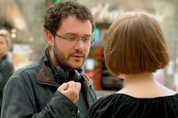 Riad Sattouf Sur le tournage des Beaux Gosses photo 7 sur 7