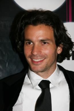 Santiago Cabrera Soirée du film Le Che à la Villa Murano - Cannes, le 21 mai 2008 photo 9 sur 18