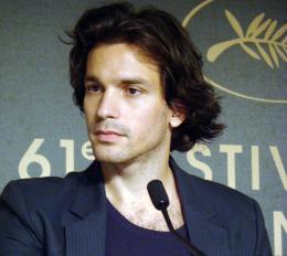 Santiago Cabrera Conférence de presse du Che, Cannes le 22 mai 2008 photo 7 sur 18
