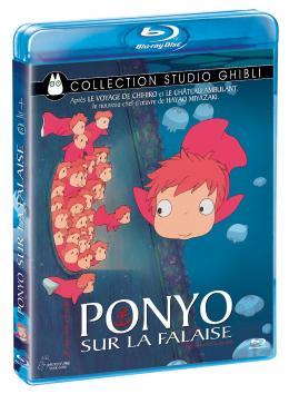 photo 28/29 - Blu-ray - Ponyo sur la falaise - © Studio Ghibli
