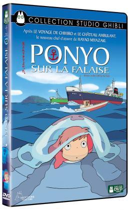 photo 29/29 - Dvd - Ponyo sur la falaise - © Studio Ghibli