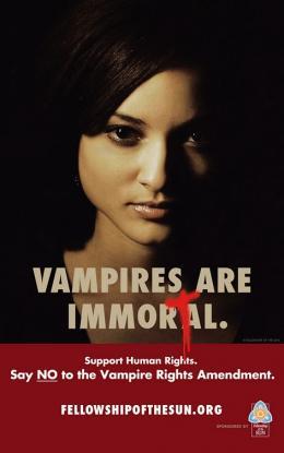 photo 45/50 - Affiche promo - True Blood - Saison 1