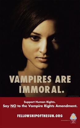 photo 44/50 - Affiche promo - True Blood - Saison 1
