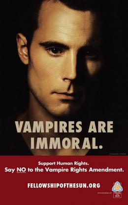 photo 46/50 - Affiche promo - True Blood - Saison 1
