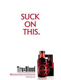 photo 38/50 - Affiche promo - True Blood - Saison 1